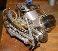 Паровой двигатель из двс своими руками