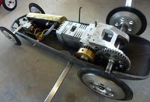 Building A 10cc Racing Engine