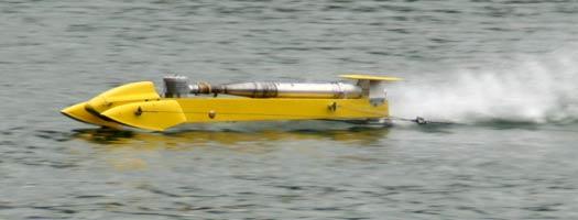 30cc Hydroplane Engine Development